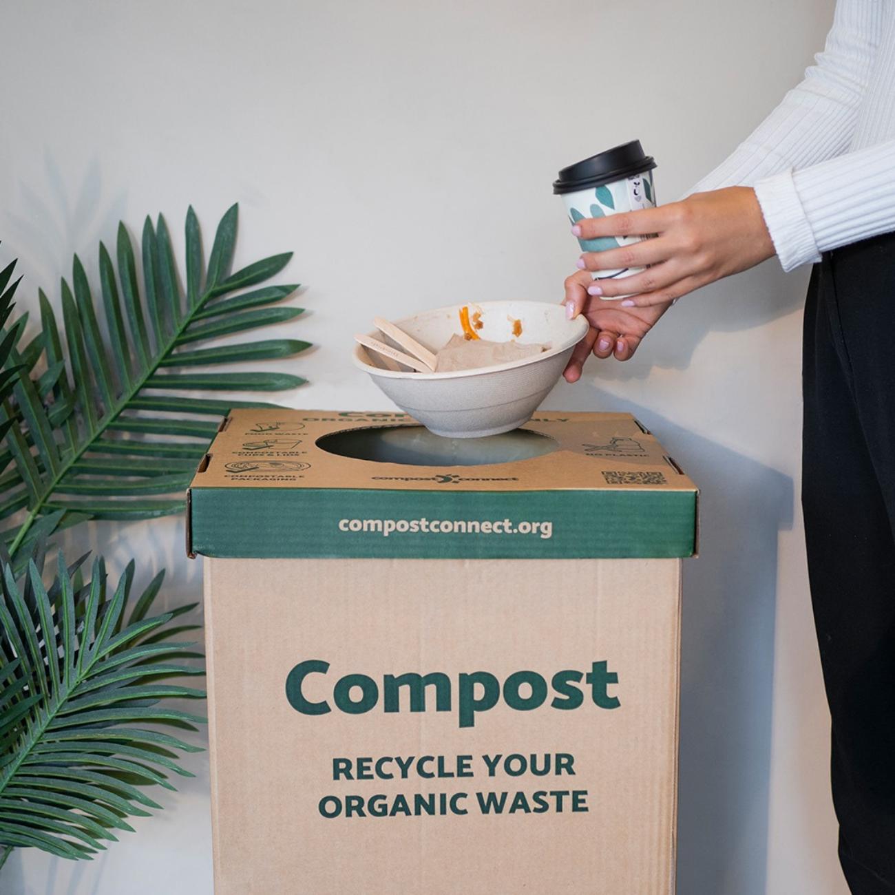 BioPak compost campaign SEO